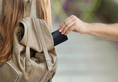 Kradzież smartfona i tabletu